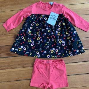 Nordstrom Art & Eden dress & shorts 12 months! NWT